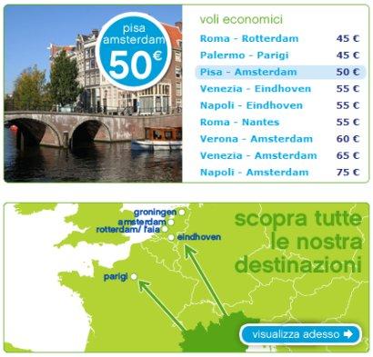 Voli olanda in offerta con transavia cerca voli low cost for Voli low cost amsterdam